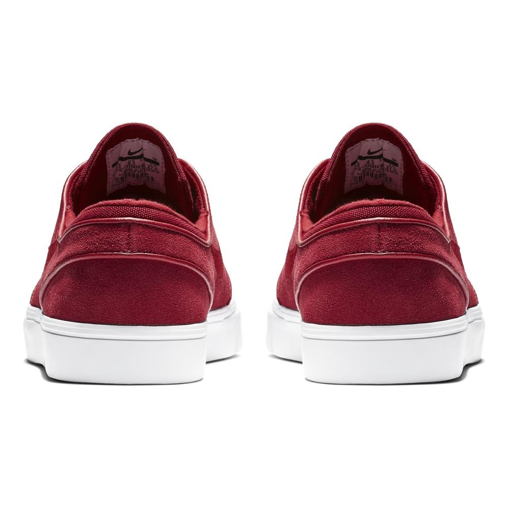 Nike SB Stefan Janoski - team Größe: 8½ Farbe: teamcrimso