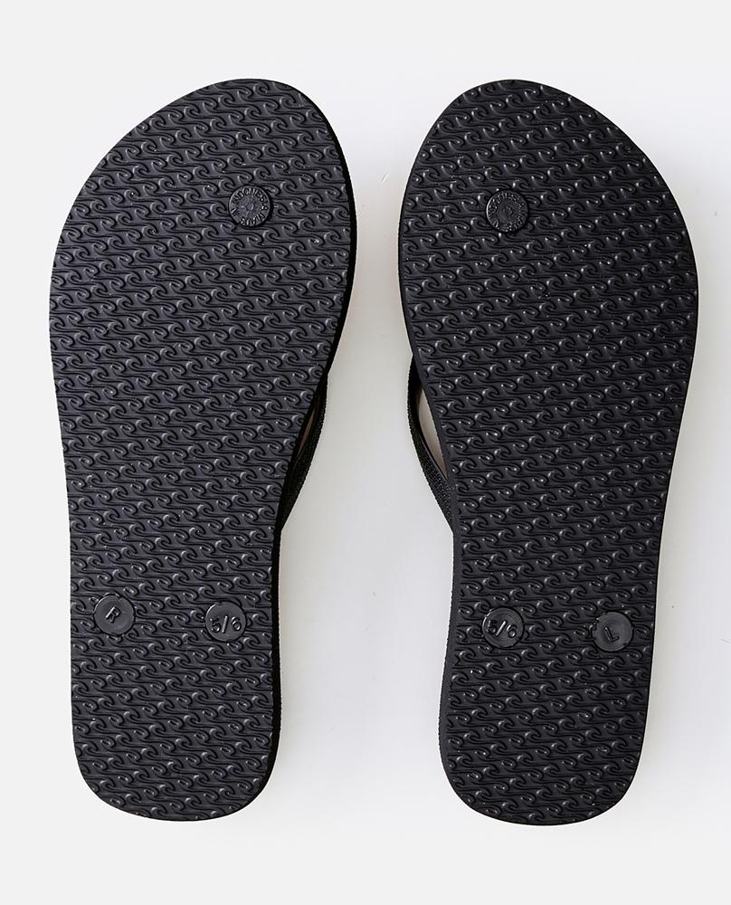 Rip Curl Northshore - black Größe: 6 Farbe: black