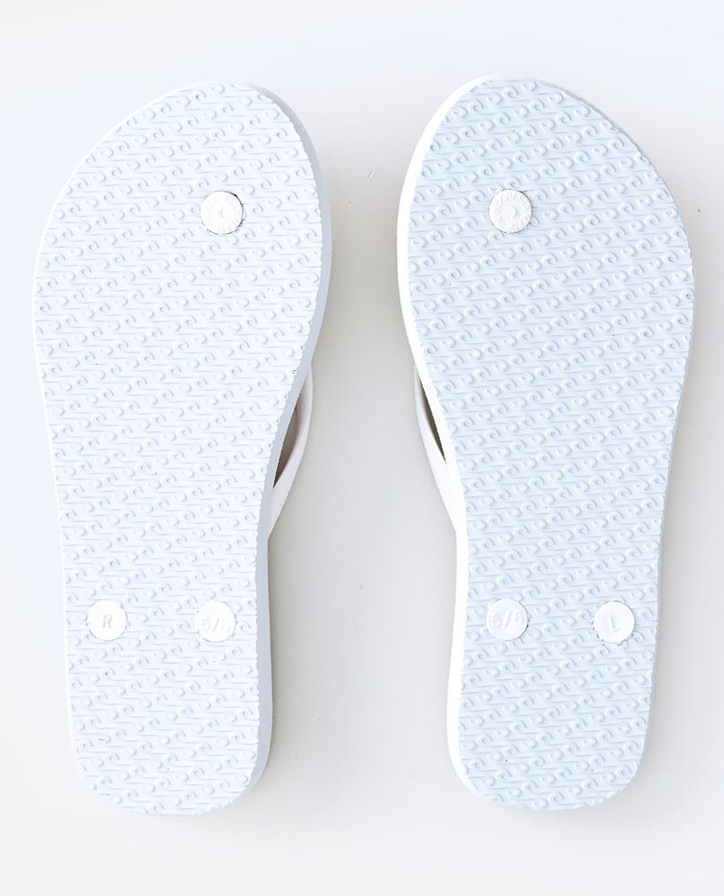 Rip Curl Tallows Floral - white Größe: 6 Weiss: white