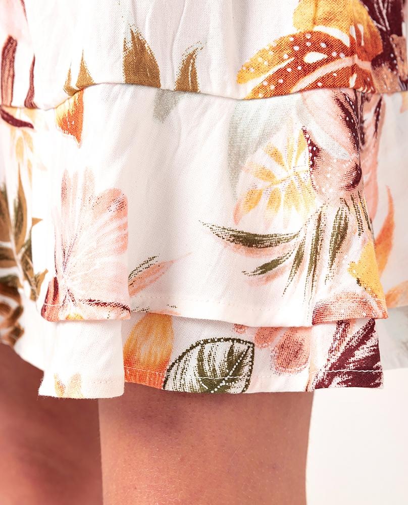 Rip Curl Tallows Skirt Girl - white Größe: 116_S Farbe: white