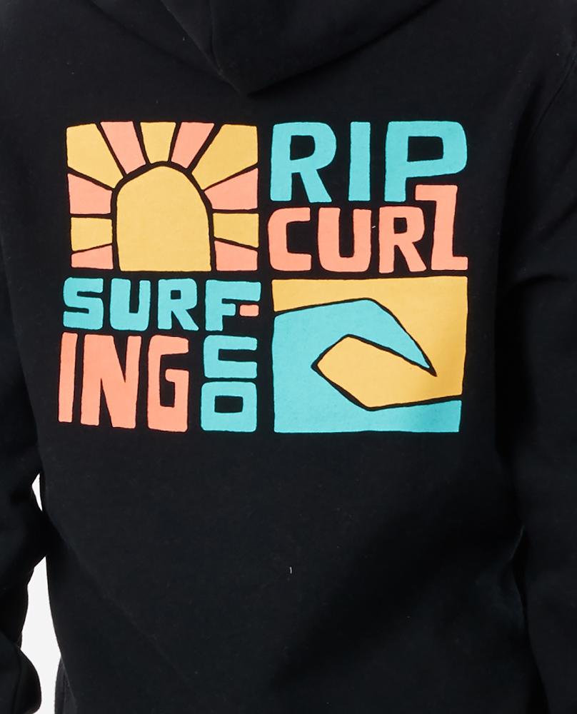 Rip Curl Oceanz - black Größe: 116_S Farbe: black