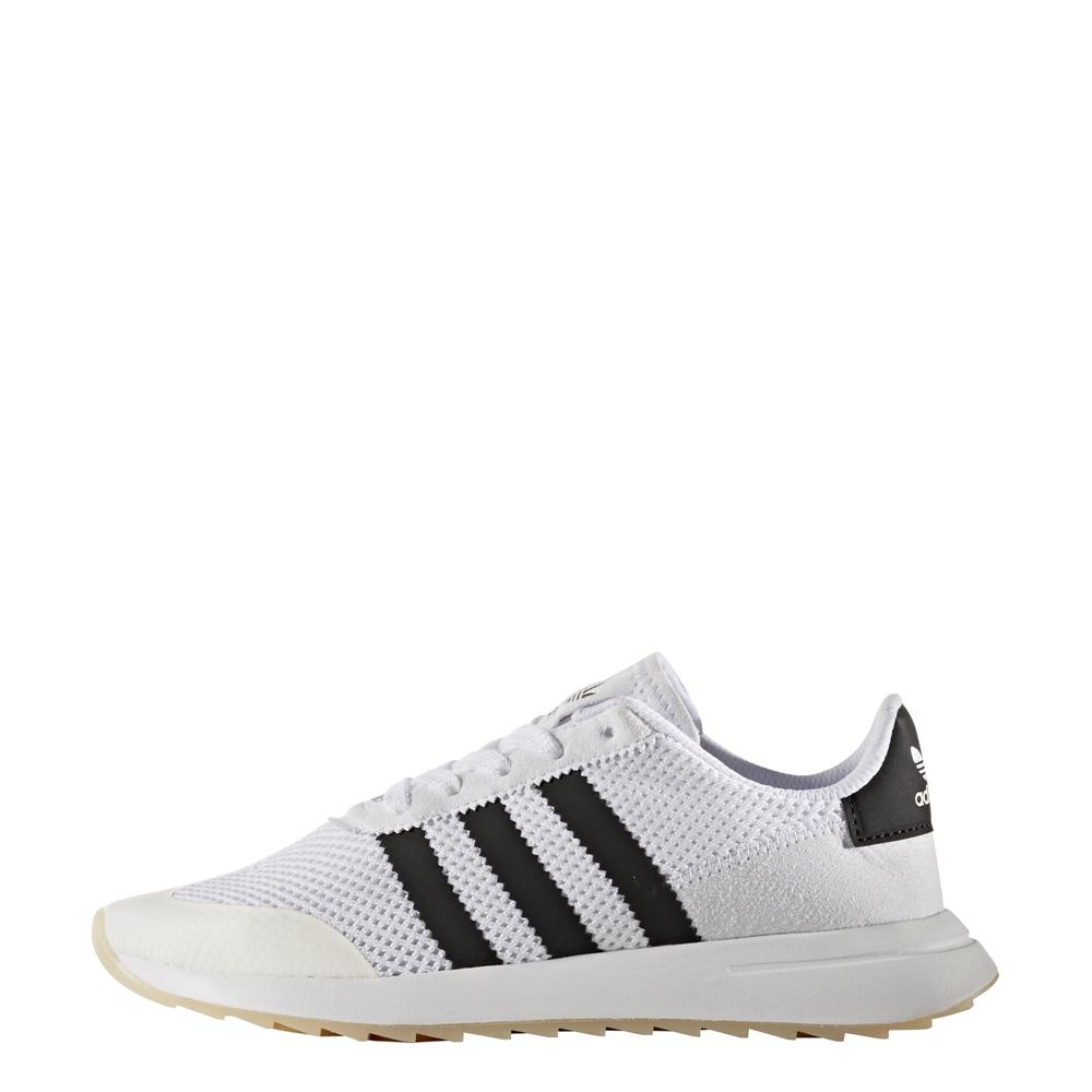 Adidas Flashback - white Größe: 5½ Farbe: FtwWhite