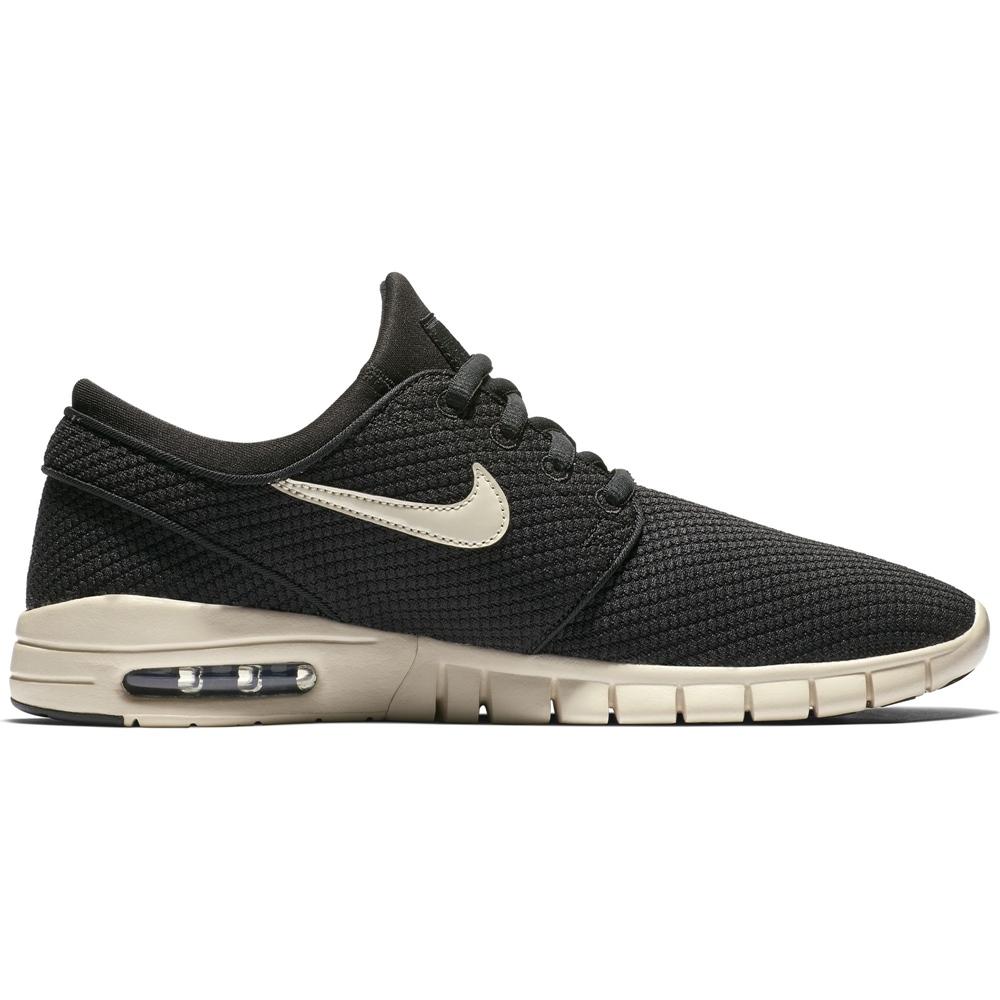 Nike SB Stefan Janoski Max - black Größe: 6 Farbe: black