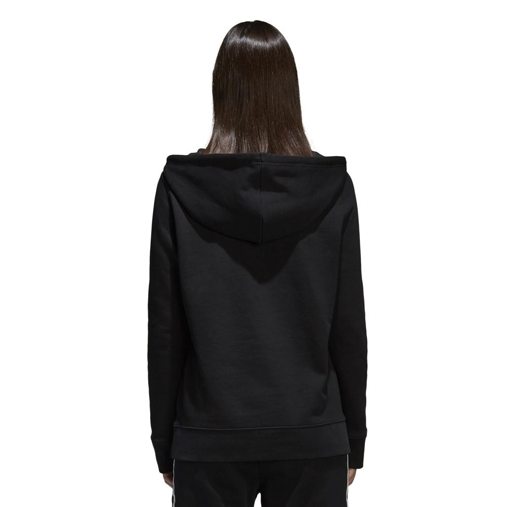 Adidas Trefoil Hoodie - black Größe: M Farbe: Black