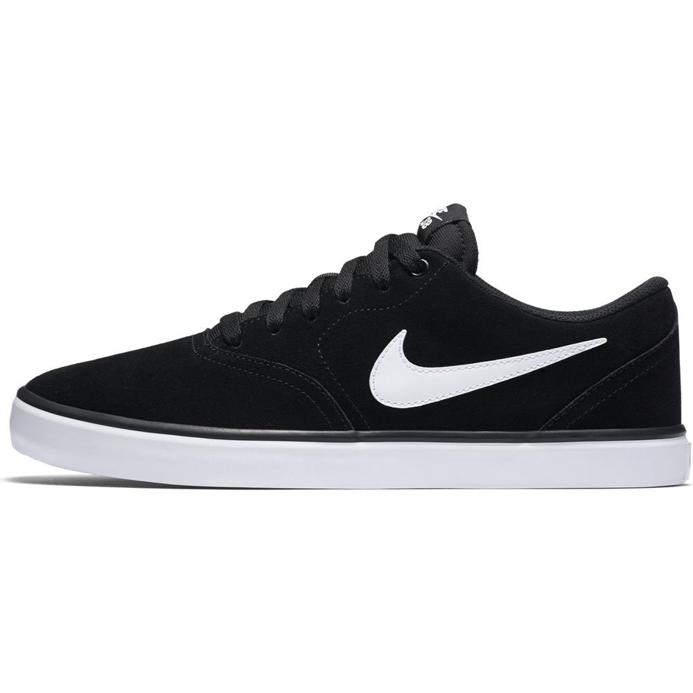 Nike SB Check Solarsoft - black Größe: 4