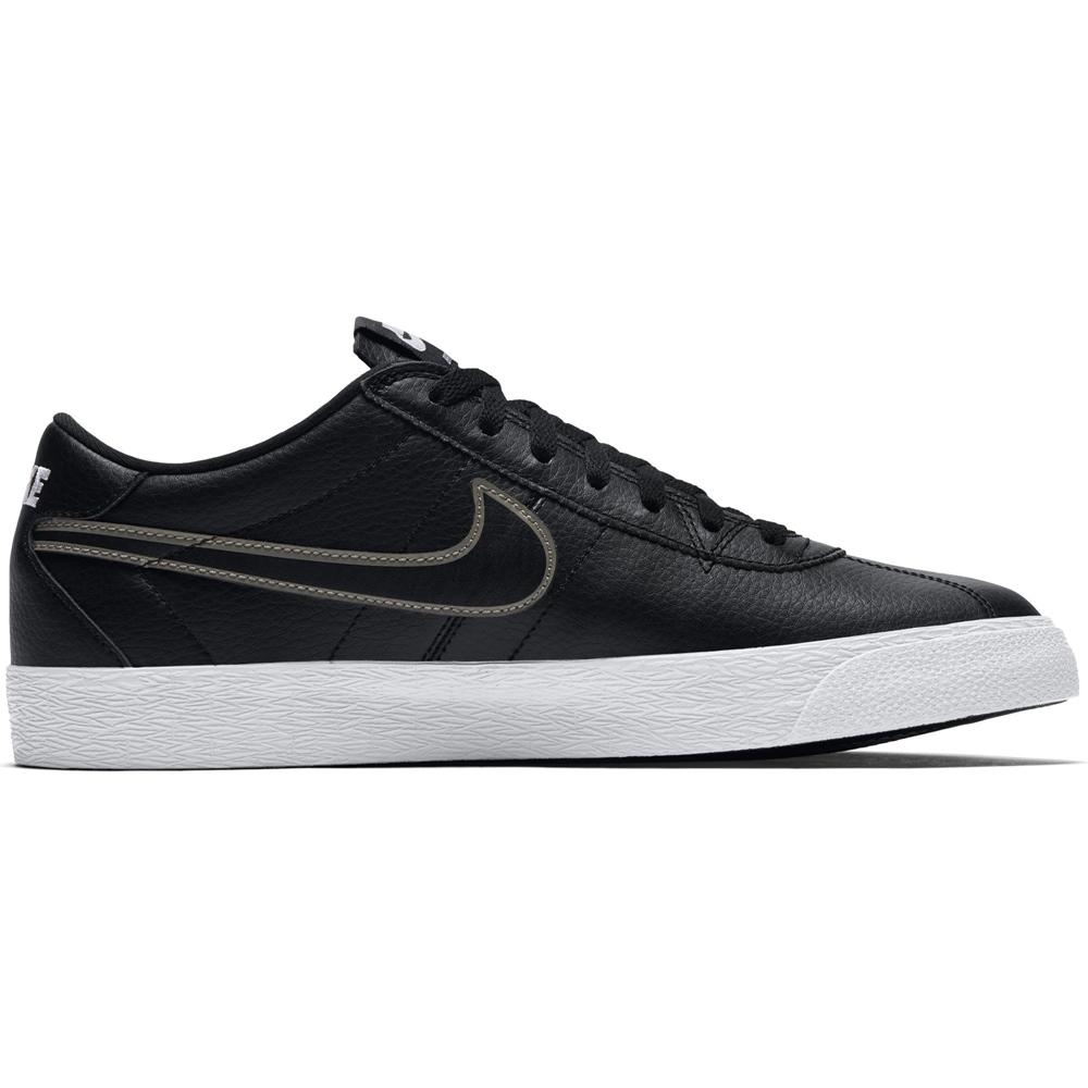 Nike SB Bruin Premium Low - black Größe: 8½ Farbe: BlkBlk